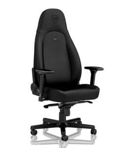 Noblechairs ICON chaise gaming noire